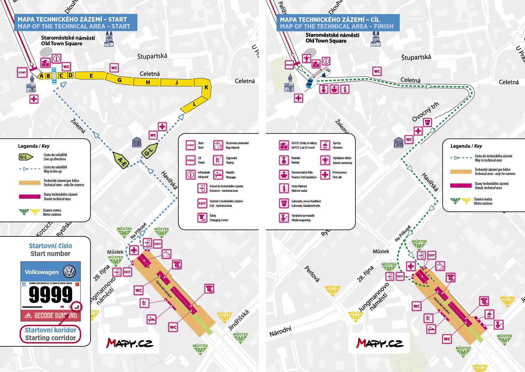 Prag Karte Offentliche Verkehrsmittel.Laufer Info Runczech