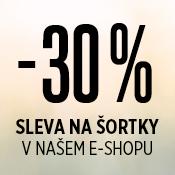 30% sortky